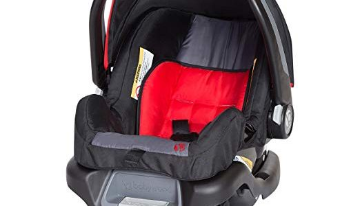 Baby Trend Ally 35 Infant Car Seat, Optic Red Review