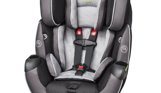 Evenflo Symphony Elite All-In-One Convertible Car Seat, Paramount Review