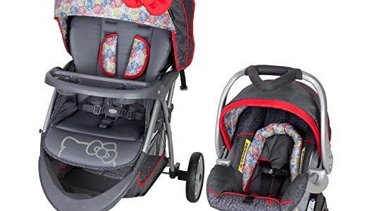 Baby Trend EZ Ride 5 Travel System, Hello Kitty Expressions Review