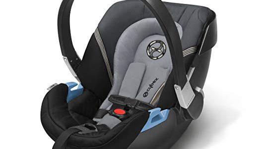 CYBEX Aton 2 Infant Car Seat, Moon Dust Review