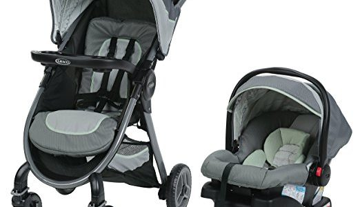 Graco FastAction 2.0 Travel System, Mason, One Size Review