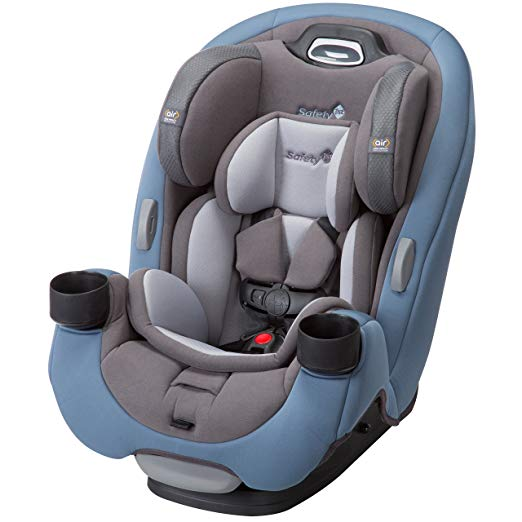 Safety 1ˢᵗ Grow and Go EX Air 3-in-1 Convertible Car Seat, Moonlit Path