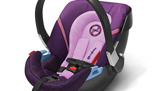 CYBEX Aton 2 Child Car Seat, Grape Juice Review