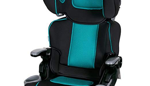 Baby Trend Yumi Folding Booster Car Seat, Moto Review