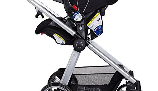 Baby Trend Go Lite Snap Fit Sprout Travel System, Drip Drop Blue Review