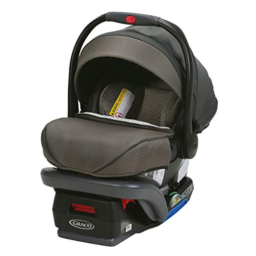 Graco SnugRide SnugLock 35 Platinum XT Infant Car Seat, Bryant