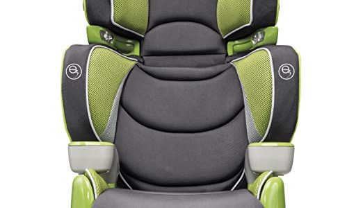 Evenflo Rightfit Booster Car Seat, Yoshi Review