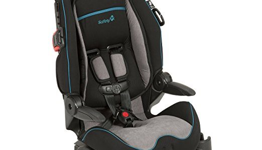 Safety 1st Summit Booster Car Seat, Atmosphere Review
