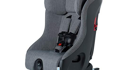 Clek Foonf Rigid Latch Convertible Baby and Toddler Car Seat, Rear and Forward Facing with Anti Rebound Bar, Thunder 2018 Review