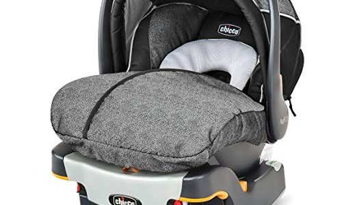 Chicco KeyFit 30 Magic Avena, Silver Review