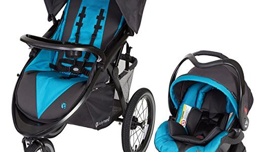 Baby Trend Expedition Premiere Jogger Travel System, Piscina Review