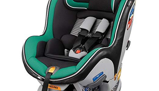 Chicco NextFit iX Zip Air Convertible Car Seat, Surf Review
