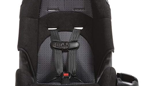 Cosco Juvenile Highback Booster Seat, Nuetral/Tissage (Discontinued by Manufacturer) Review