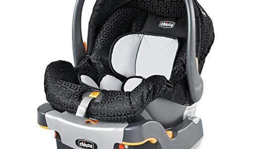 Chicco KeyFit Infant Car Seat, Ombra Review