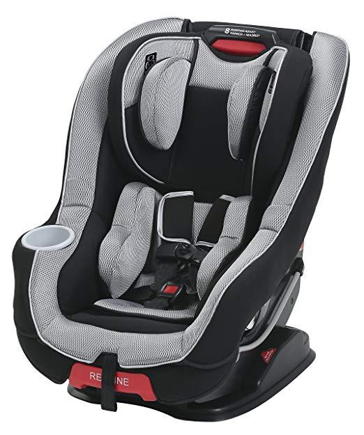 Graco Size4Me 65 Convertible Car Seat Featuring RapidRemove –Matrix